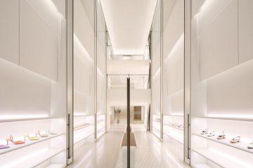 Mẫu Showroom Giày Dép Đẹp