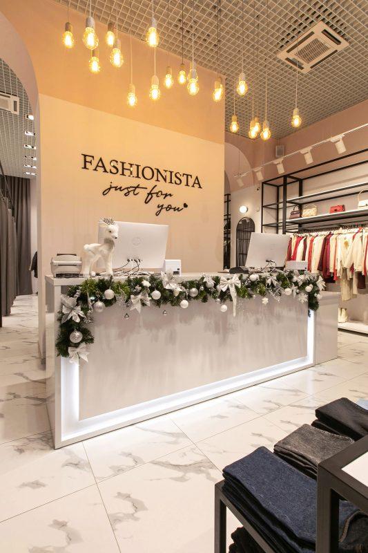 Mẫu Shop Quần Áo Huế