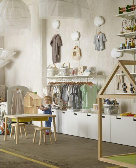 Thiết Kế Shop Quần Áo Trẻ Em Vintage