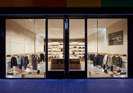 Thiết Kế Shop Như Zara